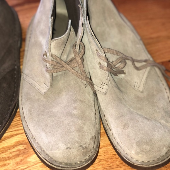 Clarks Other - Clark's Men's Boots Size 9.5